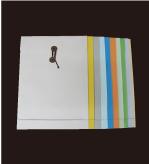 角2マチ付保存袋/カラー120