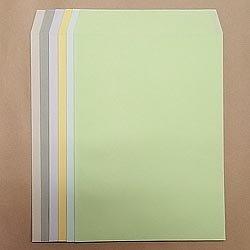 画像1: 角2/Kカラー100/基本カラー1色印刷/2,500枚