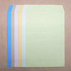 画像1: 角6/Kカラー85/黒1色印刷/1,000枚