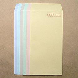 画像1: 長3/ミエナイカラー80/2色印刷/20,000枚
