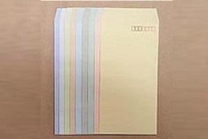 格安印刷の封筒に満足のゆく仕上がりを~クラフト封筒、カラー封筒から選べる~